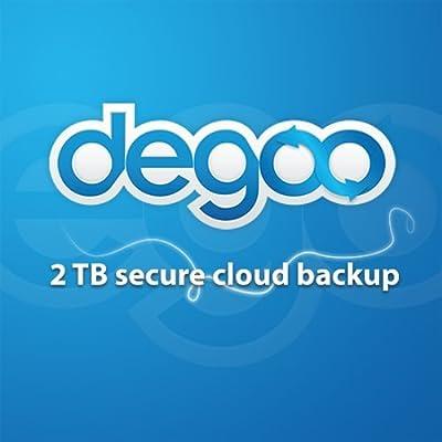 Degoo Backup | Ultimate 2 TB