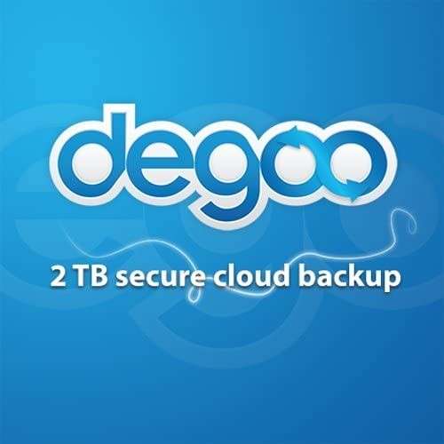 Amazon Com Degoo Backup Ultimate 2 Tb Unlimited Devices Free Trial Available Software