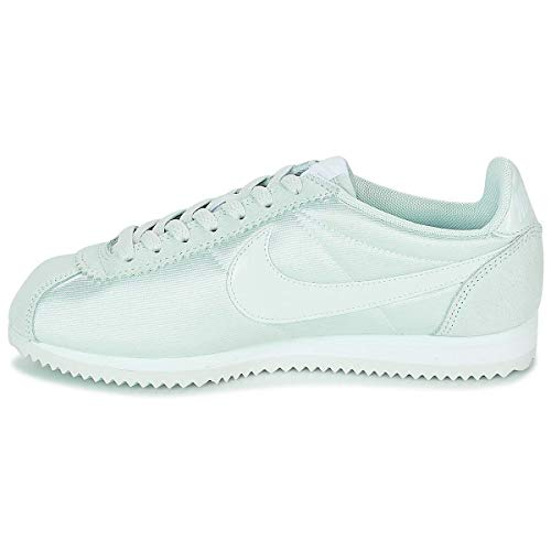 Classic Nylon Nike Donna Wmns Cortez Verde Scarpe C4Tw5B