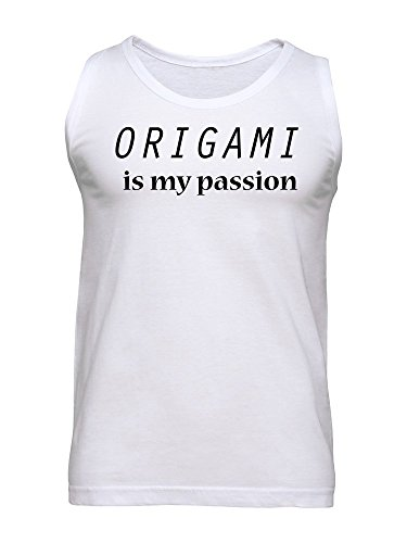 Origami Is My Passion Men's Tank Top