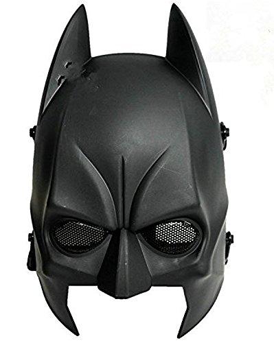 mascara cosplay batman