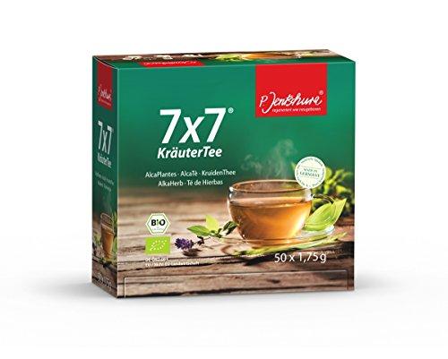 P. Jentschura 7x7 Kräutertee ®, 50 Beutel à 1,75g