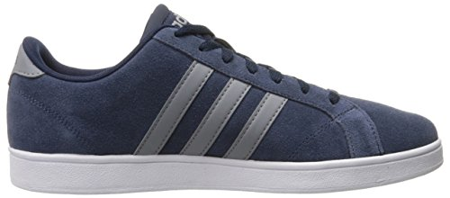 new product 093ee 9bedd promo code for adidas neo mens baseline fashion sneaker collegiate navy  tech grey 2b36c ec8da
