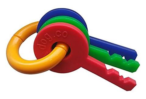 Adog Puppy Teething Key Ring