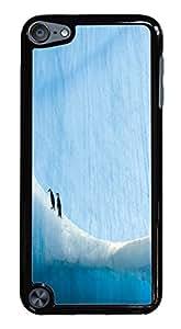 Popular Penguins on Ice Hardshell Case for iPod Touch 5G