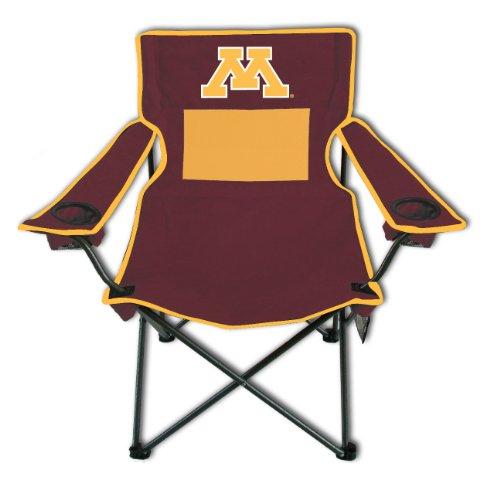 Rivalry NCAA Minnesota Golden Gophers Monster Mesh Folding Chair