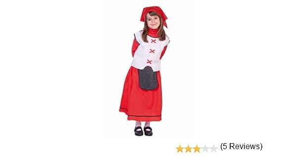 Rubies`s - Disfraz pastorcilla talla 3/4 años