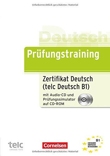 Deutsch start telc 1 test Telc Deutsch