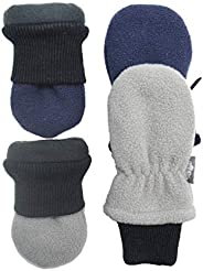 Fleece Mittens Gloves for Baby Toddler