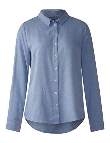 Street Sailing Blue 10763 Blouse Blau One Femme 7pnq7U18