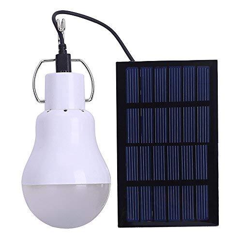 12 Led Solar Lamp in US - 9