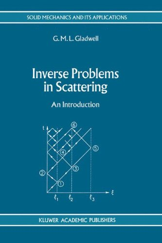 Inverse Problems in Scattering: An Introduction (Solid Mechanics and Its Applications)