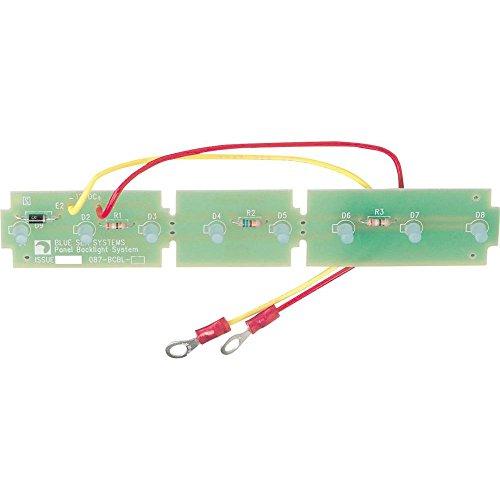 Blue Sea 8383 13 Position Label Backlight System