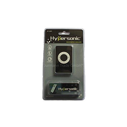 Jurmann Trade GmbH® Magnetische KFZ Auto Halterung Smartphone Handy Mp3 Player Navi Halter