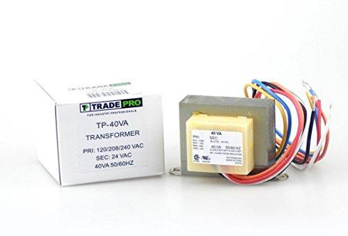 Replacement Transformer Multi Voltage Pri 120 / 208 / 240 V Sec 24v Output - 24v Output Transformer