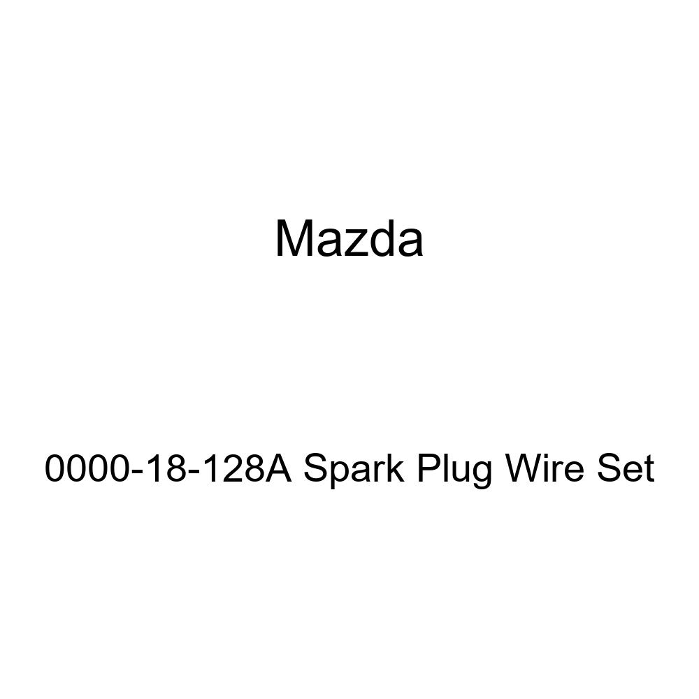 Mazda 0000-18-128A Spark Plug Wire Set