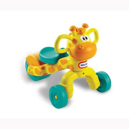 Little Tikes Go N Grow Lil' Rollin' Giraffe Ride On