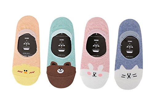 HelloClaire-Premium-Super-Cute-Fashionable-Ankle-Socks-Selection-Made-in-Korea