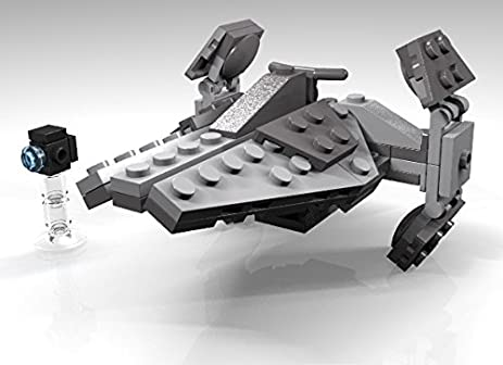 Amazon Lego Star Wars Sith Infiltrator Parts Instructions Kit