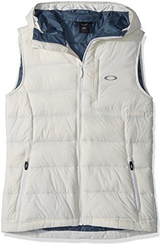 Oakley Rattler Down 2.0 Vest, Arctic White, Small