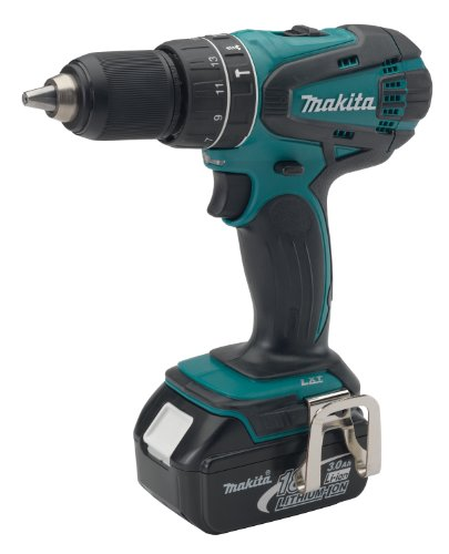 Makita LXPH01 18-Volt LXT Lithium-Ion Cordless 1/2-Inch Hammer Driver-Drill Kit (Discontinued by - Inch Driver Drill Hammer 1/2 Lxt