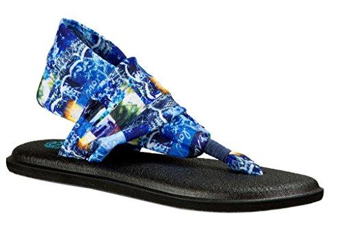 sanuk-womens-yoga-sling-2-blue-love-sandal-footwear-size-10-blue-love