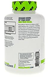 (2 Pack) - Muscle Pharm - BCAA 3:1:2 | 240\'s | 2 PACK BUNDLE