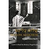 Shalom Aleichem: Learn to Read the Hebrew Prayerbook (English and Hebrew Edition) by Noah Golinkin (1978-06-01)