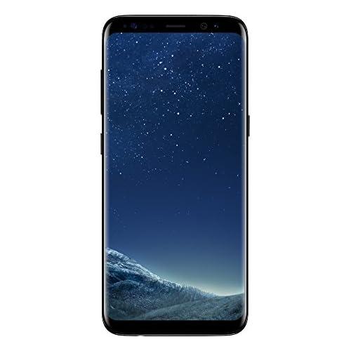 chollos oferta descuentos barato Samsung Galaxy S8 Smartphone libre 5 8 4GB RAM 64GB 12MP Negro Versión Italiana No incluye Samsung Pay ni acceso a promociones Samsung Members