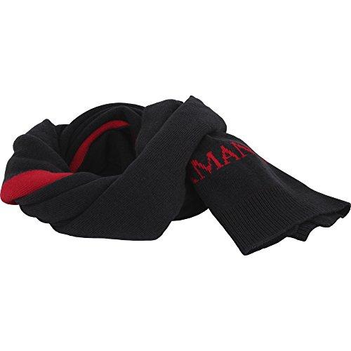 Hombres y oscuro gorro rojo Armani azul bufanda Jeans Gris fq5tw7Sx