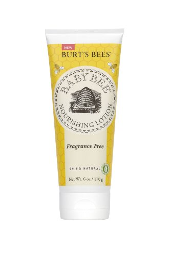 Baby Bee Lotion-Original Burt's Bees 6 oz Lotion