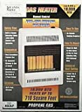 Procom MN180HPA Vent Free Natural Gas Wall Heater – 3 Plaque, 18,000 BTU, Manual Control Review