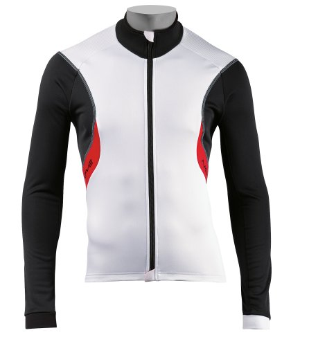 Chaqueta Northwave Fighter Blanco-Negro - Talla: M