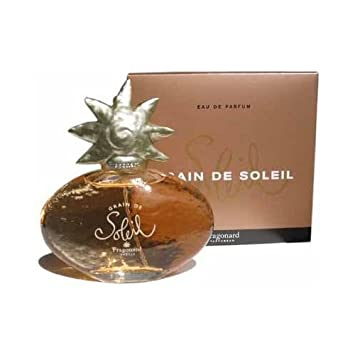 Fragonard Grain de Soleil Eau De Parfum 1.7 fl oz – Made in France