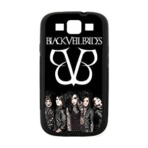 Black Veil Brides Scratch-Resistant Protective Hard Cover for SamSung Galaxy S3 I9300