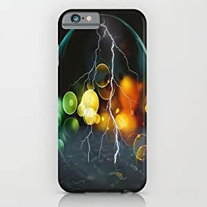 Society6 - A Look Into The Future iPhone 6 Case by Nicobielow