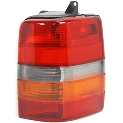 Jeep Grand cherokee Replacement Tail Light Unit - Passenger Side