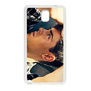 Zac Efron Brand New And Custom Hard Case Cover Protector For Samsung Galaxy Note3