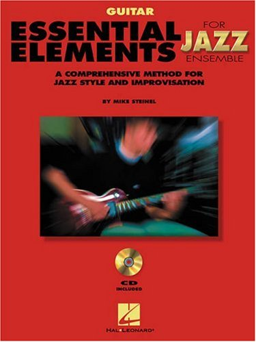 Guitar Basic Instruction Book Only (Essential  Elements For Jazz Guitar Bk/2CDs)