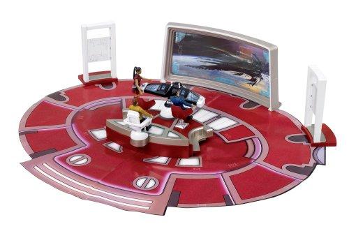 Star Trek - Enterprise Bridge Playset with Figure ()