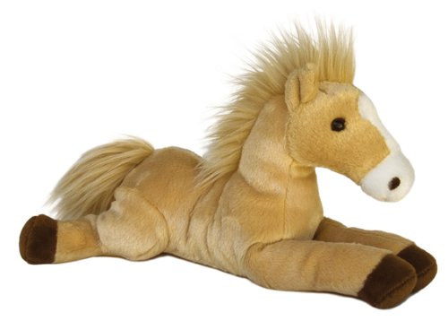 Aurora World Flopsie Butterscotch Plush Horse
