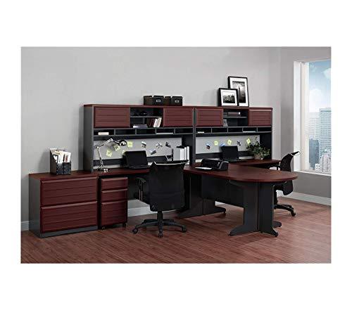 Аmеriwооd Hоmе Office Home Furniture Premium Pursuit Credenza, Cherry by Аmеriwооd Hоmе (Image #3)
