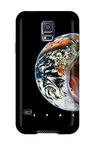 [XvBiPYQ483QwGff]premium Phone Case For Galaxy S5/ Funny Biter Tpu Case Cover