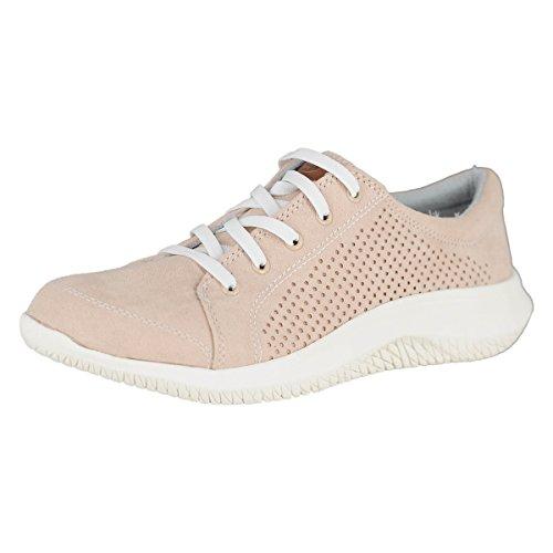 Dr. Scholl's Shoes Women's Fresh One Moccasin, Blush Microfiber, 8 M US