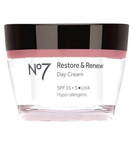 Boots No7 Restore Renew Multi Action Day Cream SPF 30