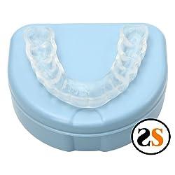 Custom Dual Laminate Teeth Night Grinding Guard