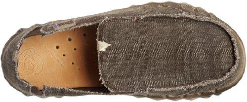 Hey Dude - Zapatillas de tejido para hombre marrón marrón marrones