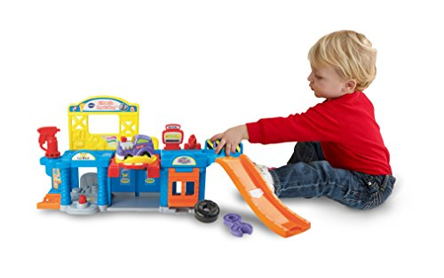 VTech Go! Go! Smart Wheels Auto Repair...