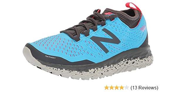 low priced c4e48 1bad8 New Balance Women's Hierro V3 Fresh Foam Trail Running Shoe