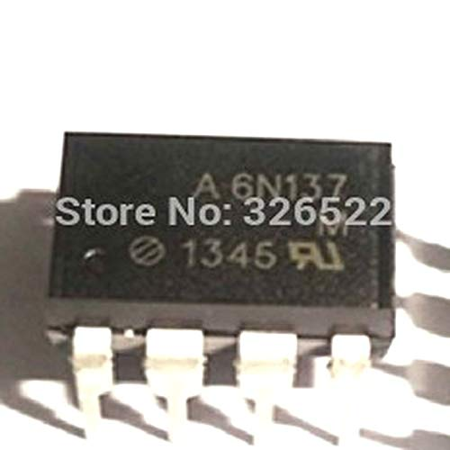 20 Pieces//lot and optocoupler A 6n137 6n137 DIP